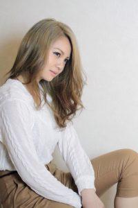 milky beige color