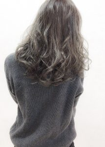 ash gray color
